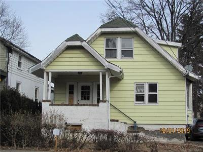 Nyack Single Family Home For Sale: 216 Depew Avenue