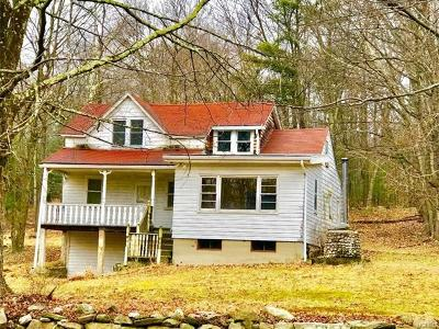 Pine Bush NY Single Family Home For Sale: $125,000