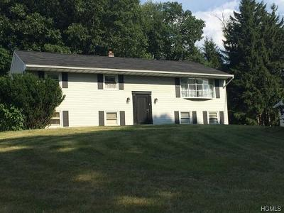 Dutchess County, Orange County, Sullivan County, Ulster County Single Family Home For Sale: 24 Lakeview