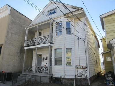 Sleepy Hollow Multi Family 2-4 For Sale: 11 Barnhart Avenue