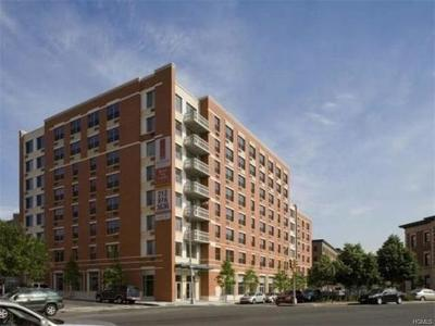 Bronx Condo/Townhouse For Sale: 837 Washington Avenue #8D