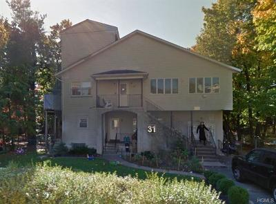 Rockland County Multi Family 2-4 For Sale: 31 Lenore Avenue