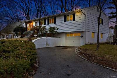 Ossining Single Family Home For Sale: 44 Lincoln Avenue