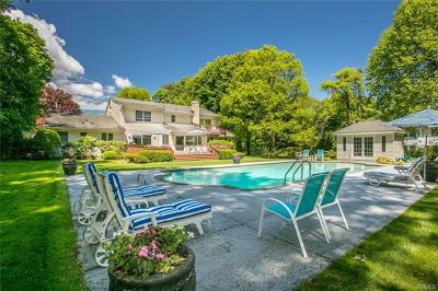 Scarsdale Single Family Home For Sale: 393 Clayton Road