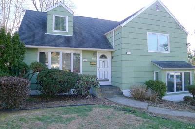 Single Family Home For Sale: 405 Blauvelt Road