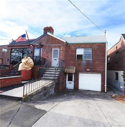 Bronx Single Family Home For Sale: 1927 Williamsbridge Road