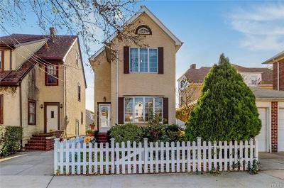 Bronx County Single Family Home For Sale: 2960 Lafayette Avenue