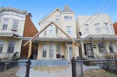 Bronx Multi Family 2-4 For Sale: 1830 Holland Avenue