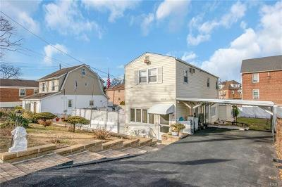 Bronx Single Family Home For Sale: 3169 Ampere Avenue