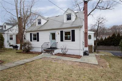 Scarsdale Single Family Home For Sale: 1393 Weaver Street