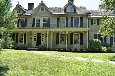 Connecticut Single Family Home For Sale: 95 Stanwich Road