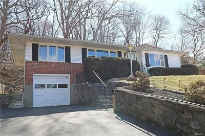 Peekskill Single Family Home For Sale: 9 Buena Vista Avenue