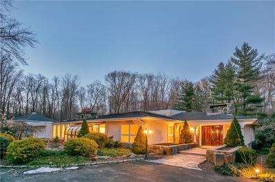 Westchester County Single Family Home For Sale: 35 Horseshoe Hill Road