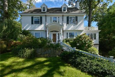 Bronxville Single Family Home For Sale: 4 The By Way