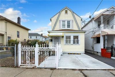 Bronx Single Family Home For Sale: 1036 East 241st Street