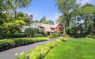 Scarsdale Rental For Rent: 41 Hampton Road