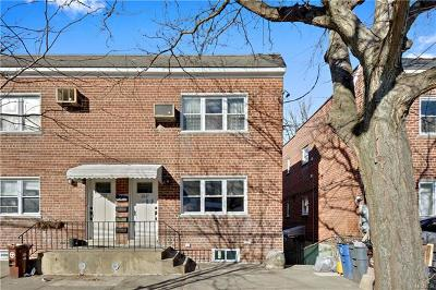 Bronx Multi Family 2-4 For Sale: 2827 Collis Place