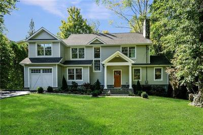 Scarsdale Single Family Home For Sale: 22 Fairview Road