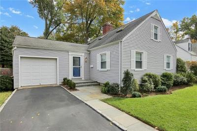 Hartsdale Single Family Home For Sale: 95 Longfellow Street