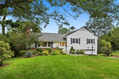 Rye Brook Single Family Home For Sale: 5 Old Orchard Road