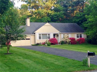 Briarcliff Manor Single Family Home For Sale: 149 Macy Road