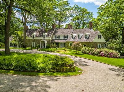 Chappaqua Single Family Home For Sale: 30 Hemlock Hills
