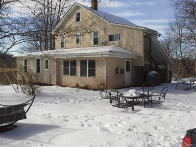 Chester Multi Family 2-4 For Sale: 16 Old State Route 17