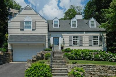 Bronxville Single Family Home For Sale: 4 Morningside Circle
