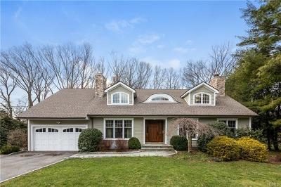 Westchester County Single Family Home For Sale: 14 Evergreen Lane