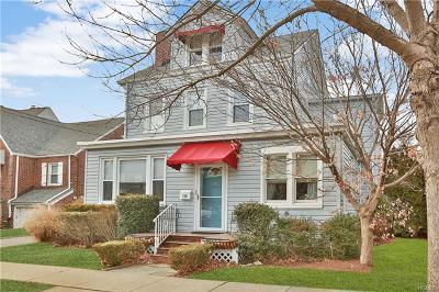 Pelham Multi Family 2-4 For Sale: 119 Third Avenue
