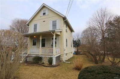 Cortlandt Manor Single Family Home For Sale: 133 Frederick Street