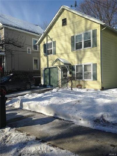 Dutchess County Multi Family 2-4 For Sale: 80 Pine Street