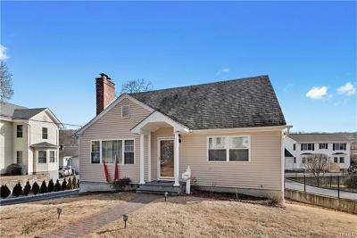 Ossining Single Family Home For Sale: 45 Revolutionary Road