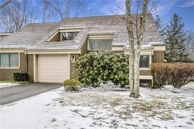 Westchester County Condo/Townhouse For Sale: 955 Heritage Hills #C