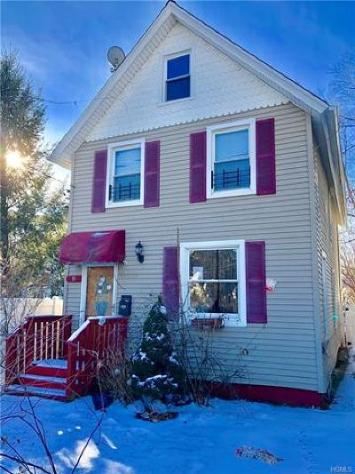Peekskill Single Family Home For Sale: 10 Field Street