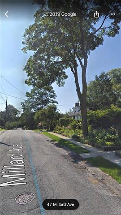 Bronxville Single Family Home For Sale: 47 Millard Avenue