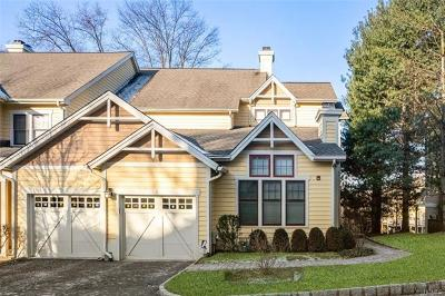 Dobbs Ferry Single Family Home For Sale: 5 Hudson Drive