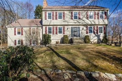 Connecticut Single Family Home For Sale: 19 Crabapple Lane