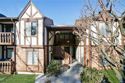 Westchester County Condo/Townhouse For Sale: 32 Foxwood Circle