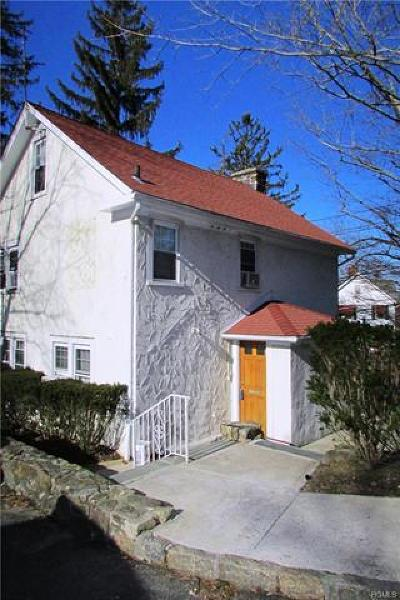 Westchester County Condo/Townhouse For Sale: 8 Highland Avenue