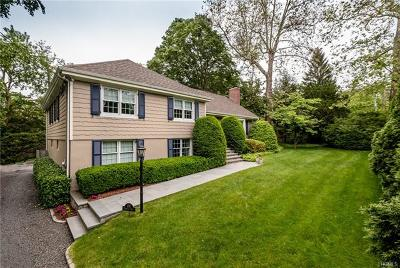 Bronxville Single Family Home For Sale: 331 Pondfield Road