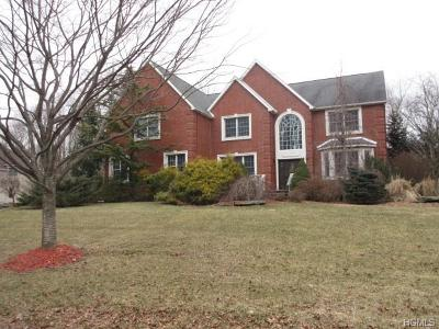 Rockland County Single Family Home For Sale: 27 Coe Farm Road
