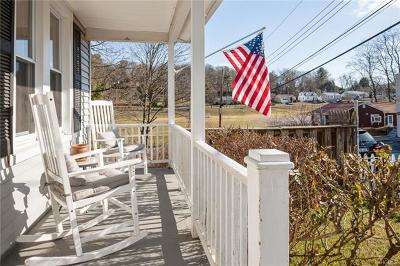 Dobbs Ferry Single Family Home For Sale: 43 Devoe Street