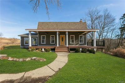 Warwick Single Family Home For Sale: 52 Ackerman Road