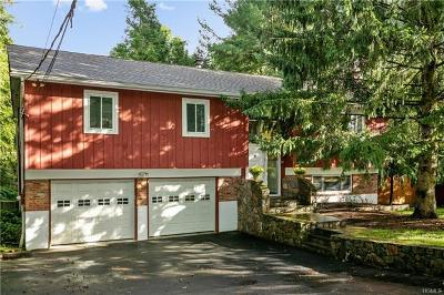 Ossining Single Family Home For Sale: 15 Stormytown Road