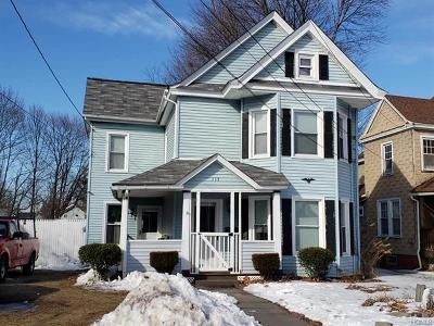 Port Jervis Single Family Home For Sale: 113 West Main Street