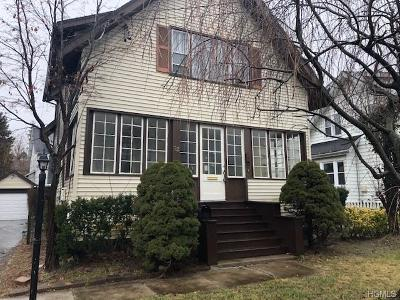Port Chester Single Family Home For Sale: 72 Glendale Place
