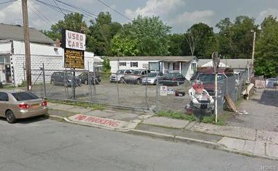 Newburgh Commercial For Sale: 118 Wisner Avenue