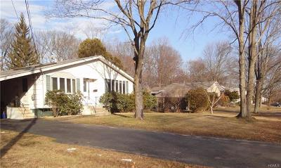 Rockland County Single Family Home For Sale: 25 Grand Street
