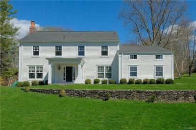 Chappaqua Single Family Home For Sale: 31 Old Lyme Road